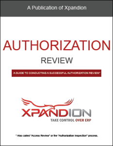 An eBook to Help You Conduct a Successful Authorization Review