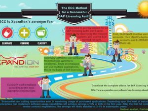 [Infographic] The ECC Method for SAP Licensing